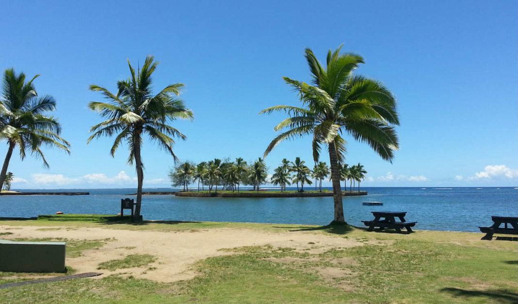 Интересная работа на Фиджи