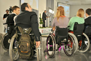 Форум «Москва – город социальной ответственности. Трудоустройство инвалидов»