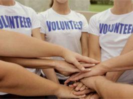 Волонтеры, волонтеры, мы у случая прекрасного в гостях…