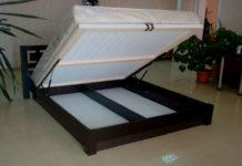 Подъёмный механизм для кровати – оптимальное решение проблемы пространства