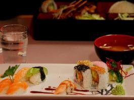 Всё о суши и роллах