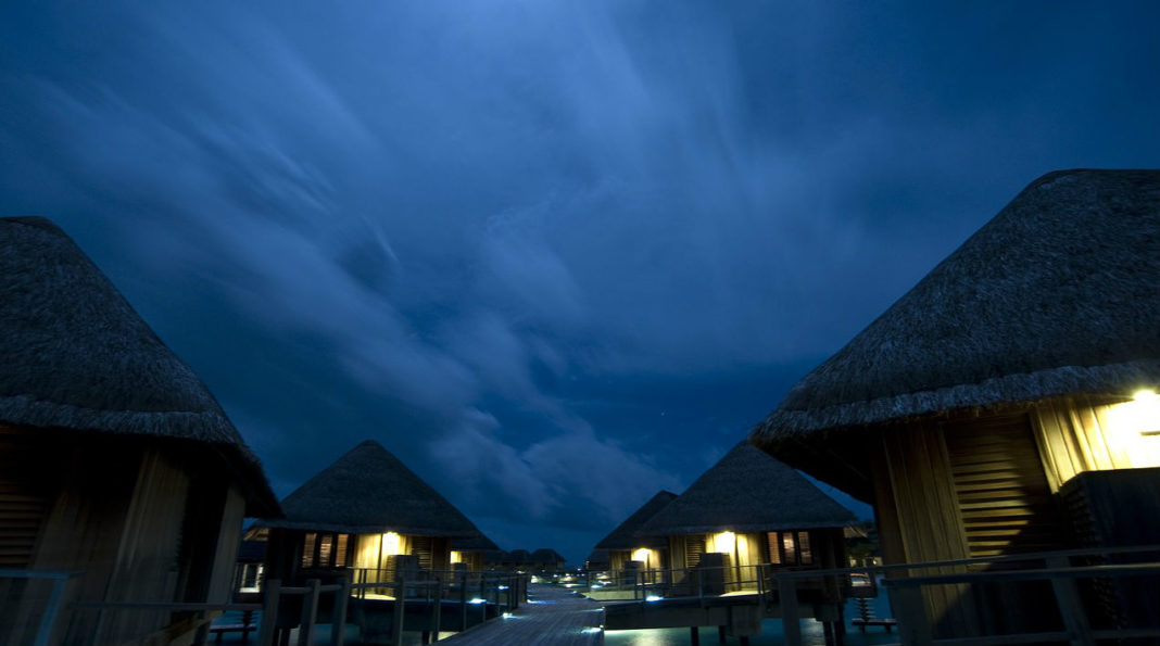 Из Тулы на Мальдивы