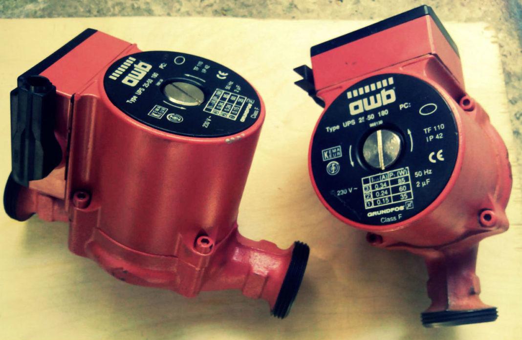 Как выбрать циркуляционные насосы Grundfos