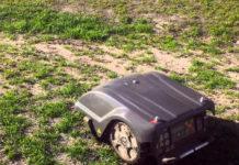 Особенности роботов-газонокосилок Стига