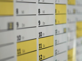Печать квартальных календарей: начинаем с дизайна
