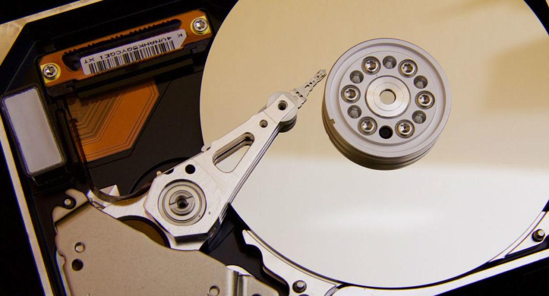 Восстановление данных с жестких дисков