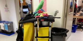 Комплексная уборка помещений – оружие против грязи